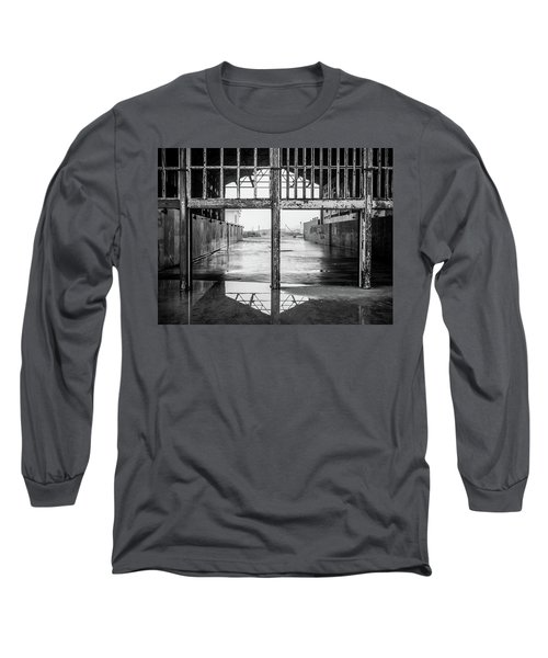 Casino Reflection Long Sleeve T-Shirt