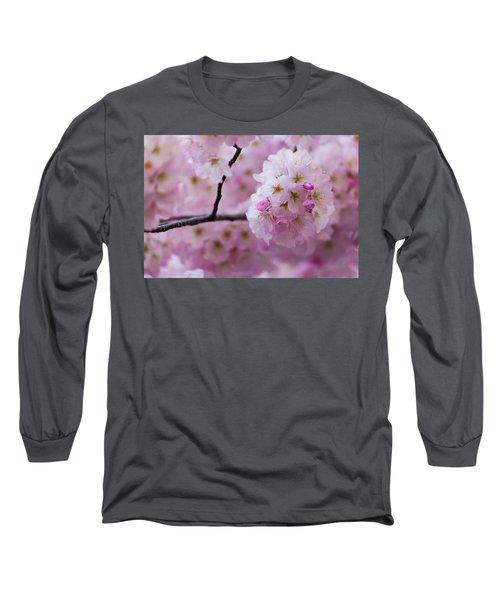 Cherry Blossom 8624 Long Sleeve T-Shirt