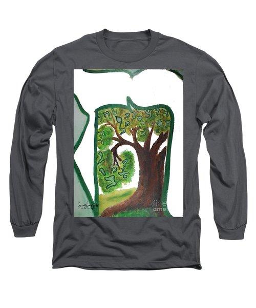 Chet, Tree Of Life  Ab21 Long Sleeve T-Shirt