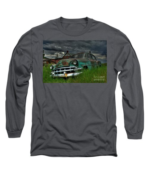 Chevy  Bel Air Long Sleeve T-Shirt