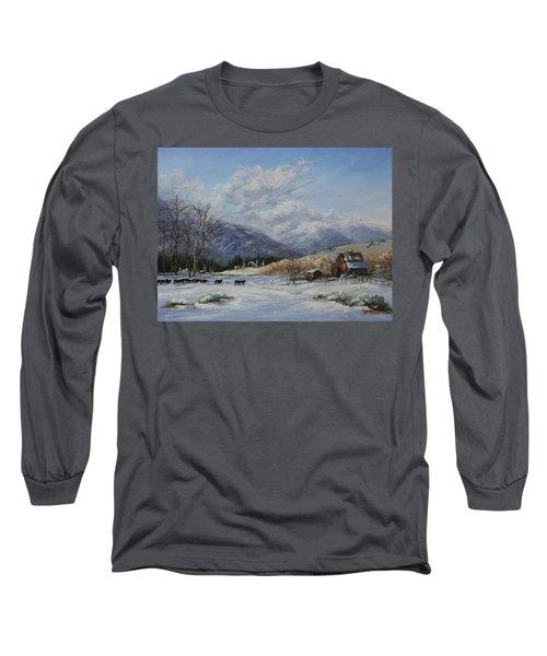Chow Line Long Sleeve T-Shirt