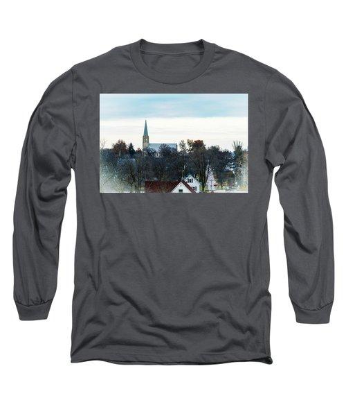 Christmas Day Drive Long Sleeve T-Shirt
