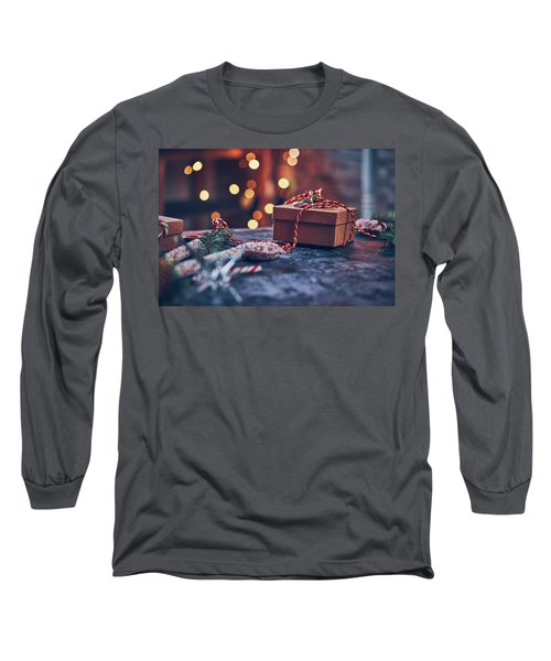 Christmas Pesent Long Sleeve T-Shirt