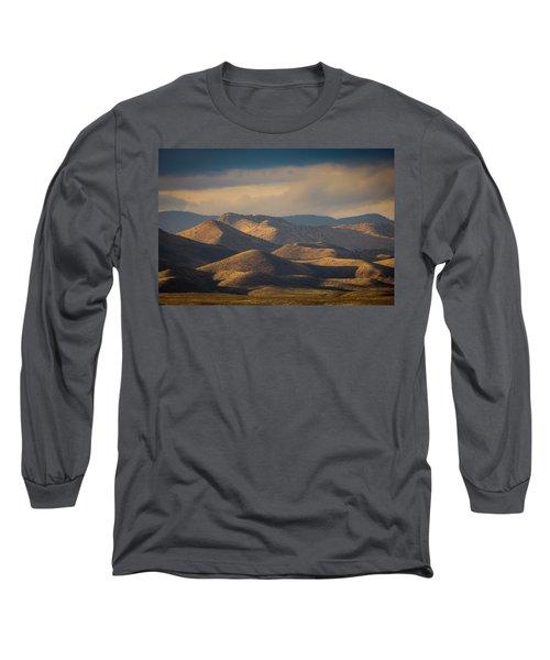 Chupadera Mountains II Long Sleeve T-Shirt