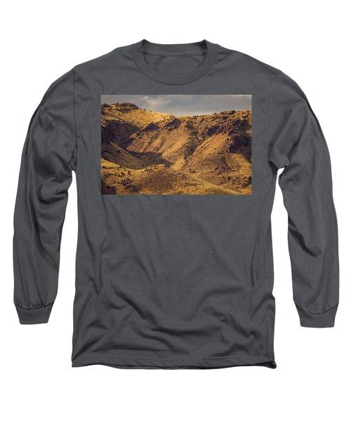 Chupadera Mountains Long Sleeve T-Shirt