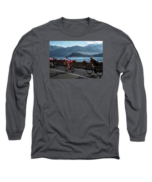 Ciclismo Long Sleeve T-Shirt