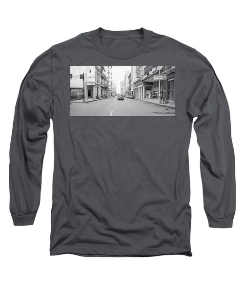 City Street, Havana Long Sleeve T-Shirt