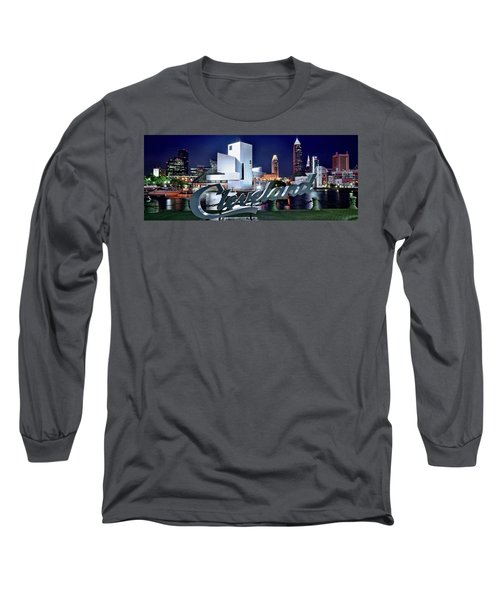 Cleveland Ohio 2019 Long Sleeve T-Shirt