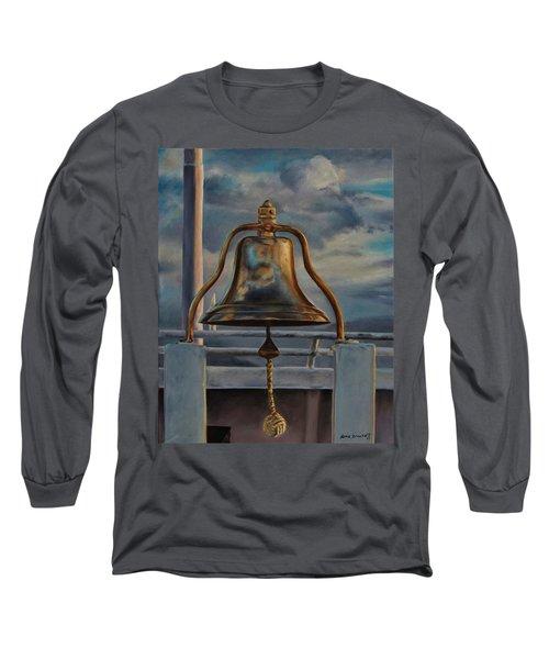 Coho Ferry's Bell Long Sleeve T-Shirt