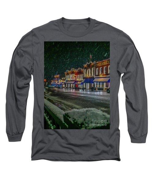 Cold Night In Cripple Creek Long Sleeve T-Shirt