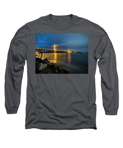 Cold Night- Long Sleeve T-Shirt