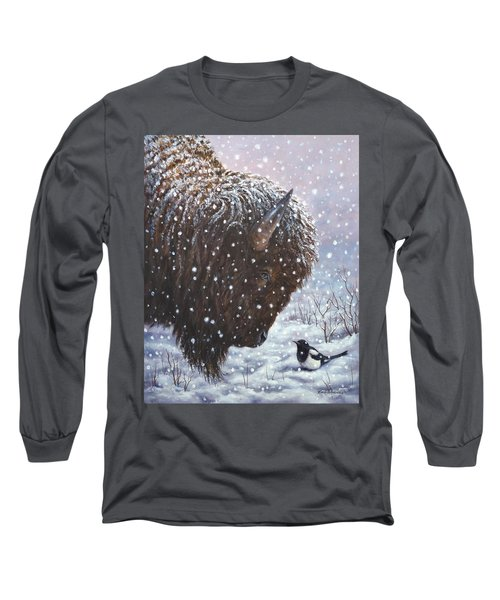 Cold Weather Cohorts Long Sleeve T-Shirt
