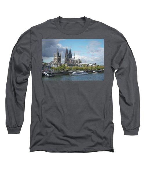 Cologne, Germany Long Sleeve T-Shirt