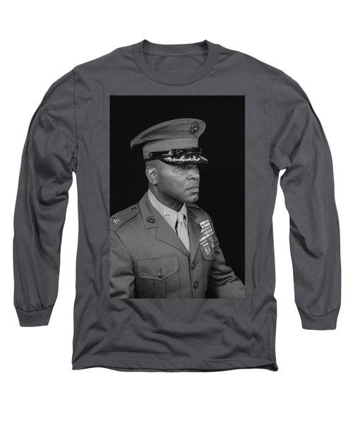 Colonel Al Trimble Long Sleeve T-Shirt