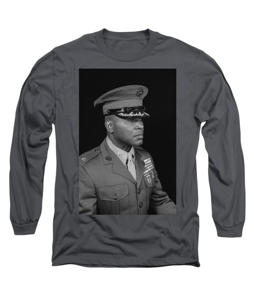 Colonel Al Trimble Long Sleeve T-Shirt