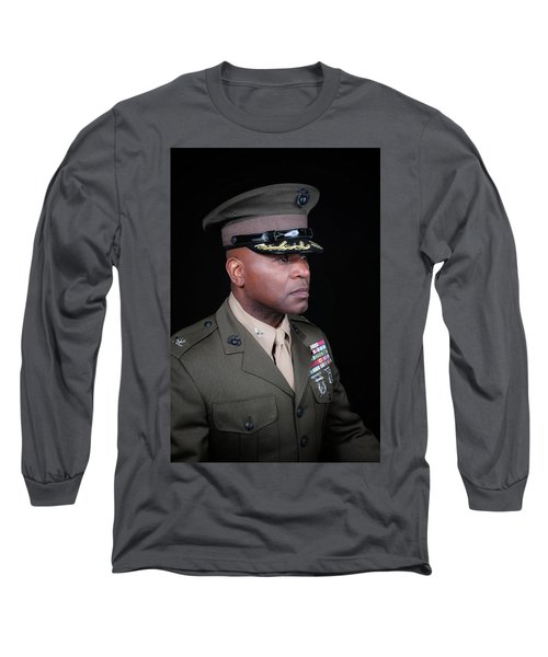 Colonel Trimble 1 Long Sleeve T-Shirt