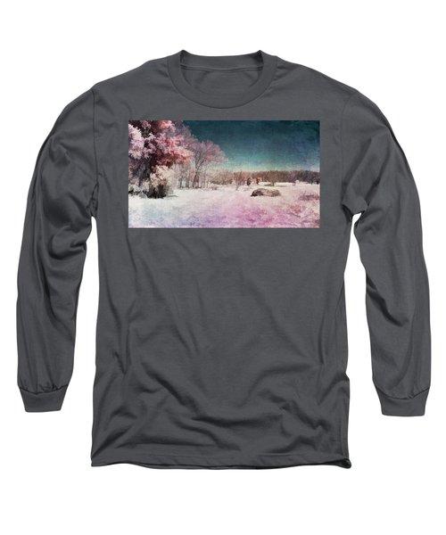 Colorful World Long Sleeve T-Shirt