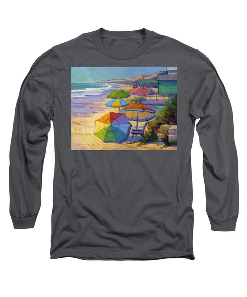 Colors Of Crystal Cove Long Sleeve T-Shirt