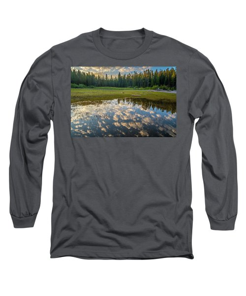 Colter Bay Reflections Long Sleeve T-Shirt