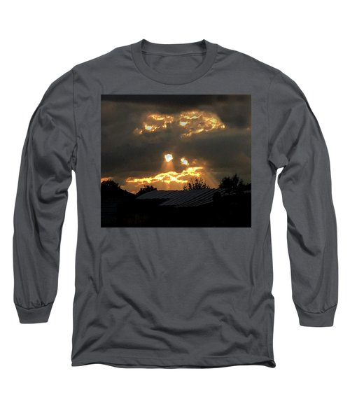 Coming For. You. Long Sleeve T-Shirt