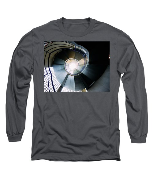 Convoluted Staircase  Long Sleeve T-Shirt