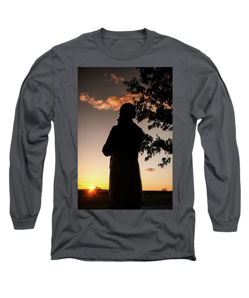 Corby At Sunset Long Sleeve T-Shirt