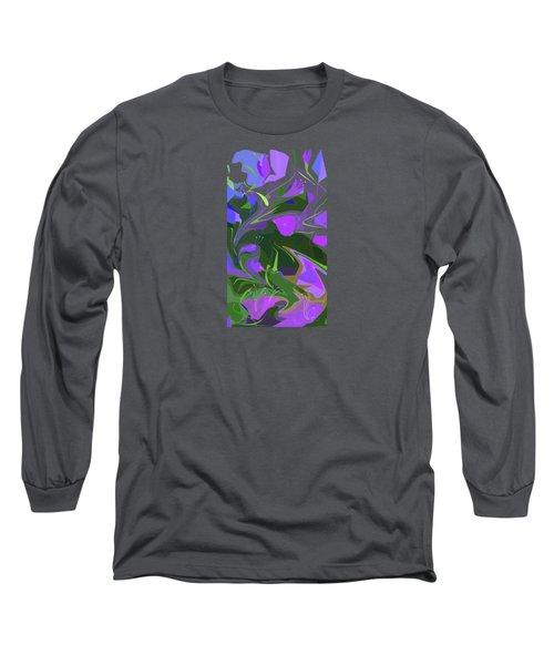 Corner Flower Shop  Long Sleeve T-Shirt