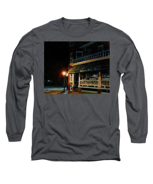 Corner Light Long Sleeve T-Shirt