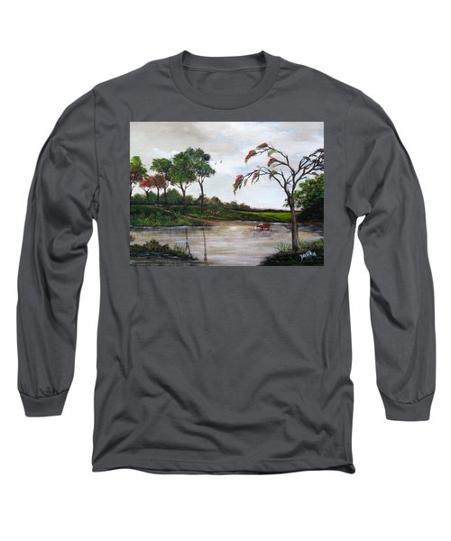 Cow Haven Long Sleeve T-Shirt