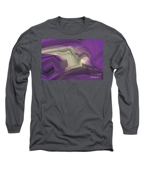 Crystal Journey Long Sleeve T-Shirt