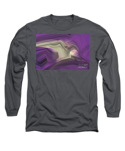 Crystal Journey Long Sleeve T-Shirt