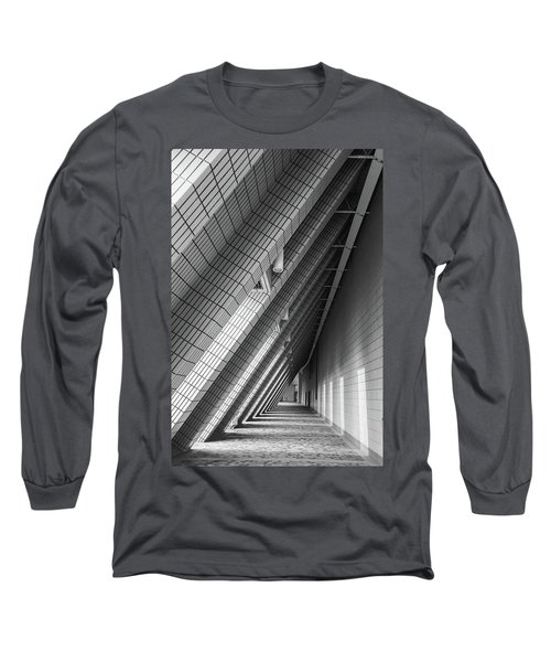 Cultural Centre Hong Kong Long Sleeve T-Shirt