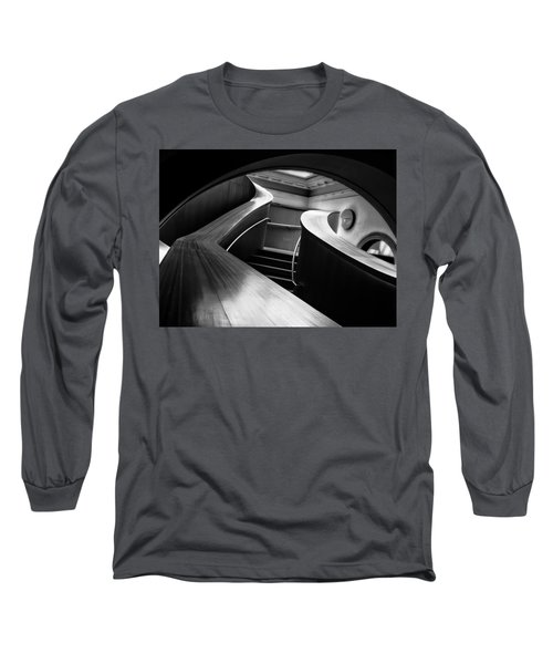 Curves  Long Sleeve T-Shirt