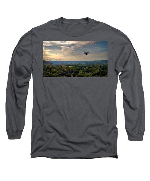 D R O N E  Long Sleeve T-Shirt
