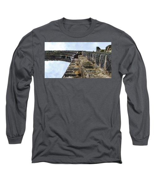 Dale Abbey Long Sleeve T-Shirt