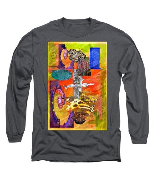Daliesque Dreaming Long Sleeve T-Shirt