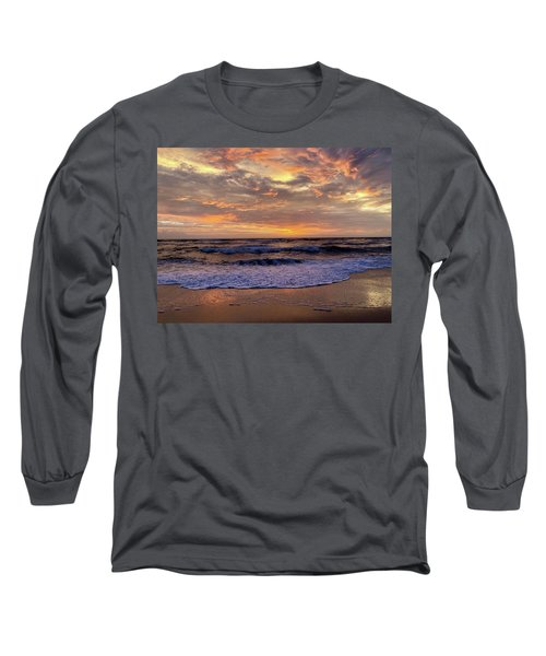 Day After Storm 9/16/18 Long Sleeve T-Shirt