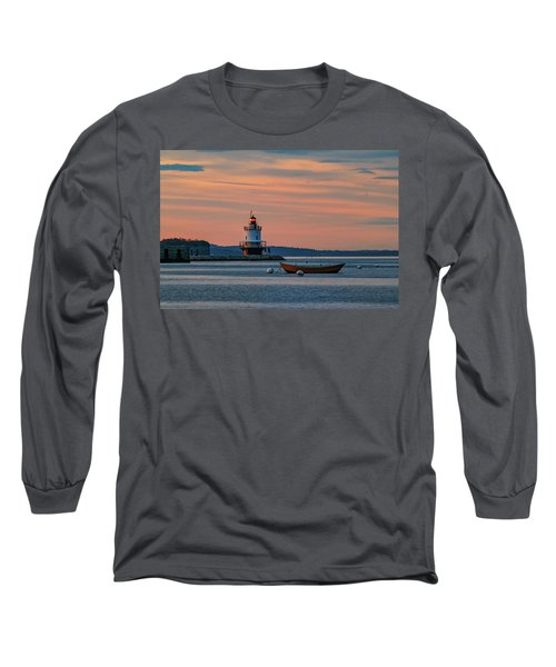 Day's End At Spring Point Long Sleeve T-Shirt