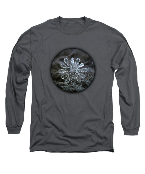 December 18 2015 - Snowflake 3 Long Sleeve T-Shirt