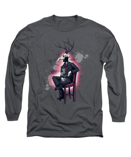 Deer Daddy Series 2 Miss Me Long Sleeve T-Shirt