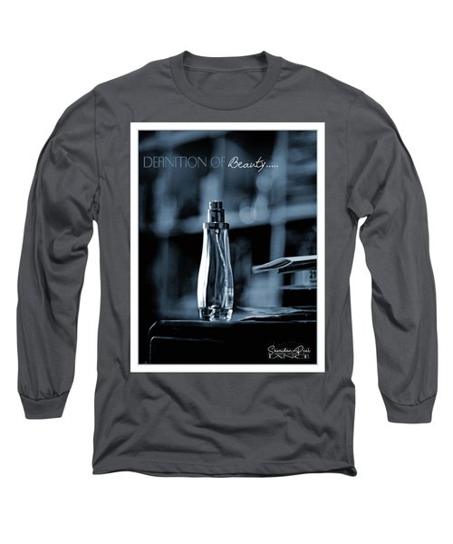 Definition Of Beauty Long Sleeve T-Shirt