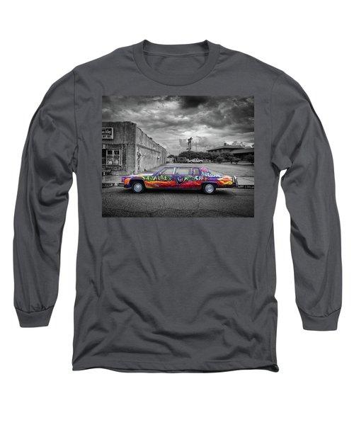 Delta Blues Limo Long Sleeve T-Shirt