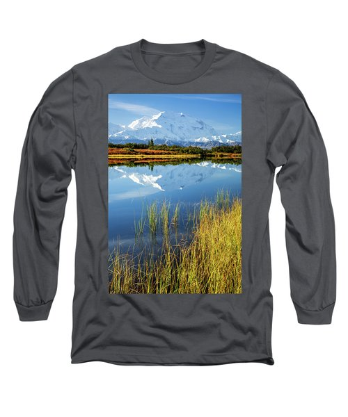 Denali Reflection Long Sleeve T-Shirt