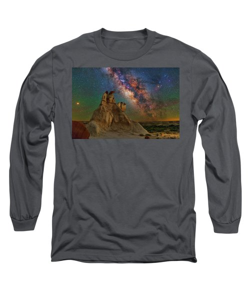Desert Castle Long Sleeve T-Shirt