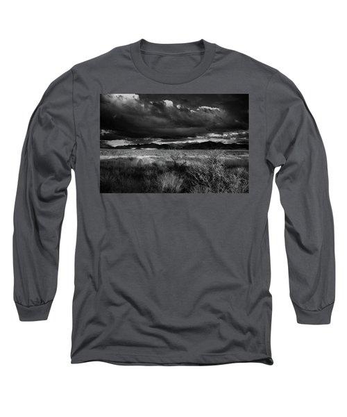 Desert Shadow Moods Long Sleeve T-Shirt
