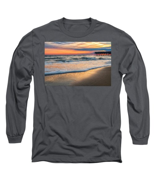 Detailed Long Sleeve T-Shirt