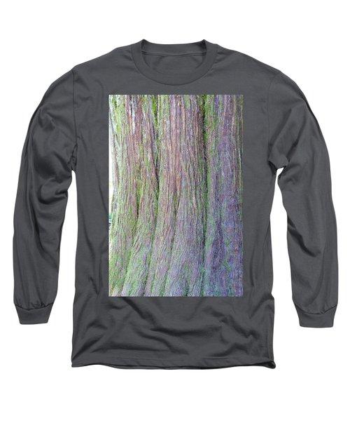 Details, Old Growth Western Redcedar Long Sleeve T-Shirt