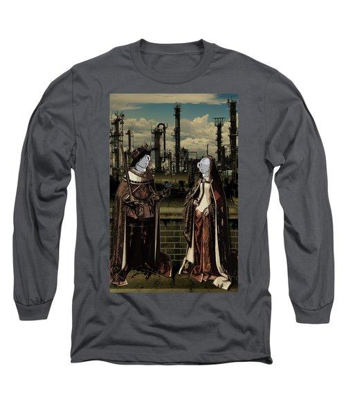 Dialog Long Sleeve T-Shirt