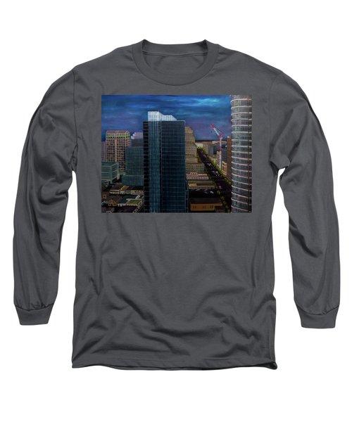 Discordant Chords Long Sleeve T-Shirt