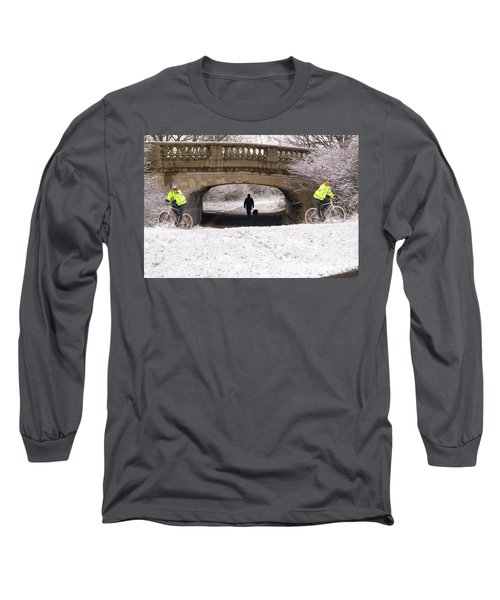 Distraction Long Sleeve T-Shirt